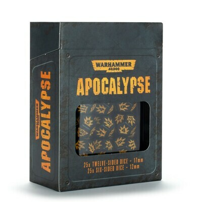 Apocalypse-Würfel Dice - Warhammer - Games Workshop