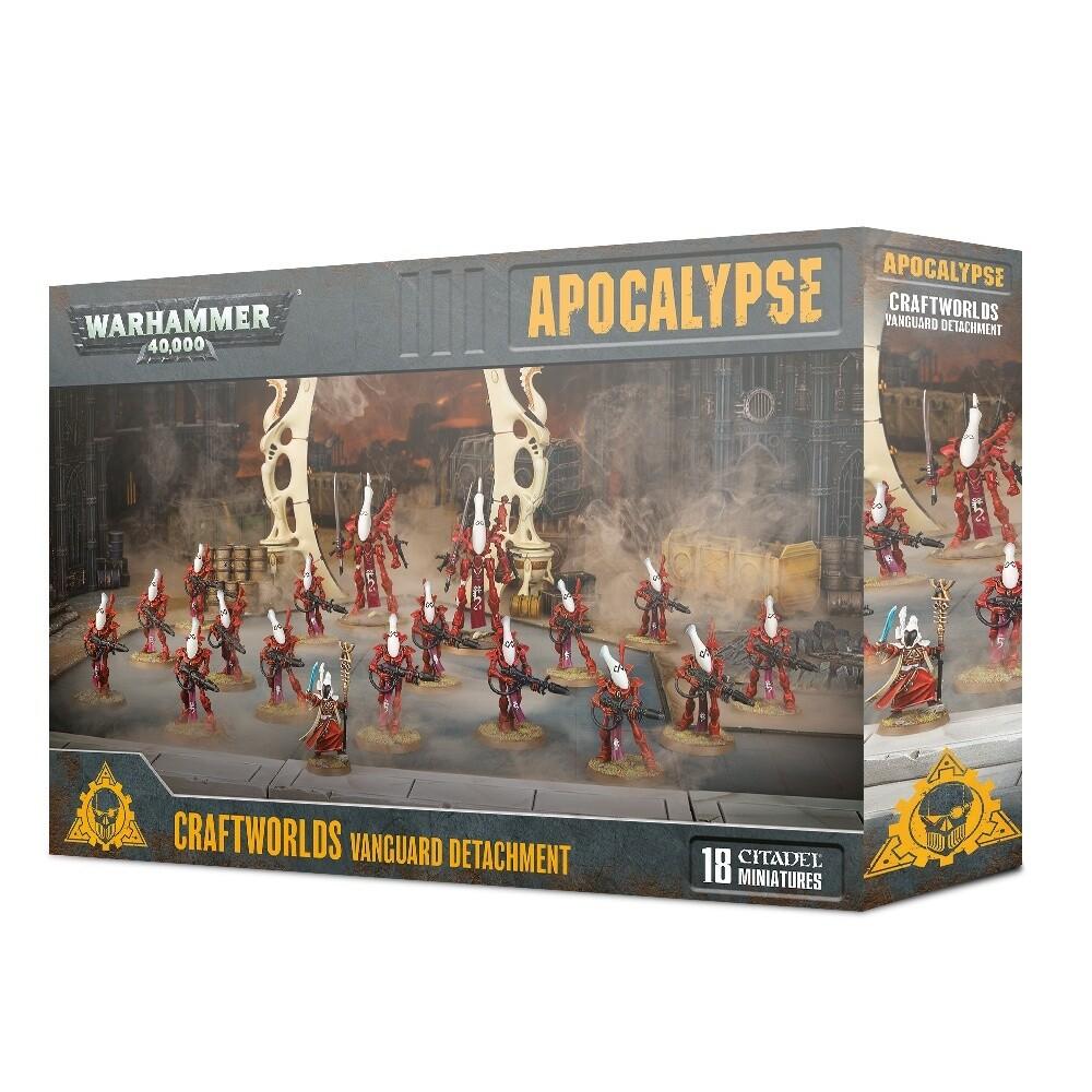 Vorhut der Craftworld-Aeldari - Apocalypse - Warhammer - Games Workshop