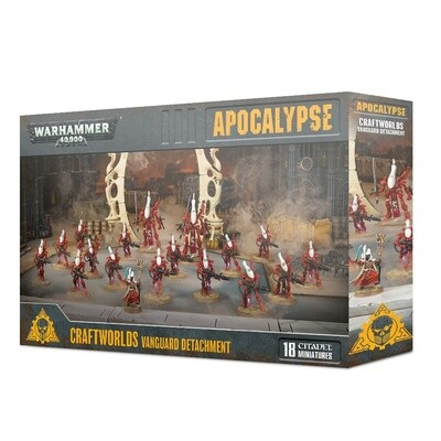 Vorhut der Craftworld-Aeldari - Apocalypse - Warhammer - Games Workshop