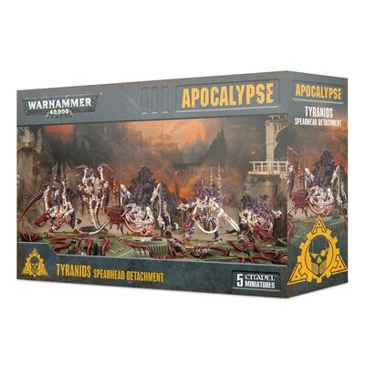 Speerspitze der Tyranids Spearhead Detachment - Apocalypse - Warhammer - Games Workshop