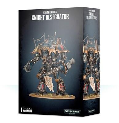 Knight Desecrator - Chaos Knights - Warhammer 40.000 - Games Workshop