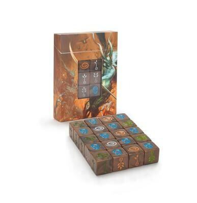 Würfel der Sylvaneth Dice - Warhammer Age of Sigmar- Games Workshop