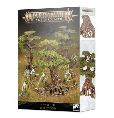 Awakened Wyldwood Sylvaneth Woods Wälder - Warhammer Age of Sigmar- Games Workshop