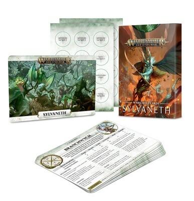 Warscroll Cards: Sylvaneth (Englisch) - Warhammer Age of Sigmar- Games Workshop