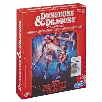 Stranger Things Dungeons & Dragons Roleplaying Game Starter Set - EN