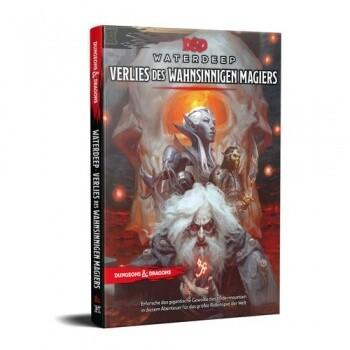 Dungeons & Dragons - Waterdeep: Das Verließ des wahnsinnigen Magiers - DE