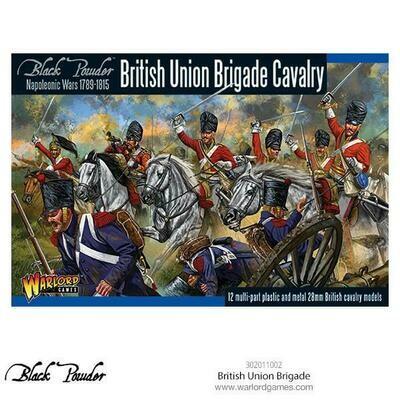 British Union Brigade - Black Powder - Warlord Games