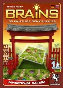 Brains 50 knifflige Denk-Puzzles - Pegasus Spiele
