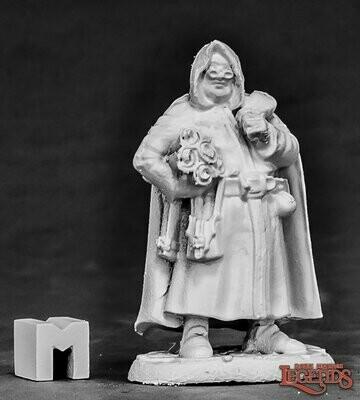 Townsfolk - Sage - Dark Heaven Legends - Reaper Miniatures