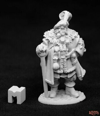 Townsfolk: Burgermeister - Dark Heaven Legends - Reaper Miniatures