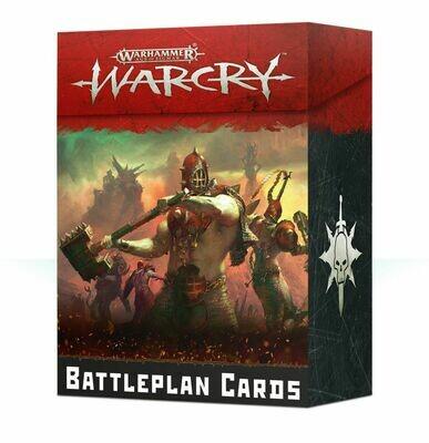 Warcry Battleplan Cards (Englisch) - Warhammer - Games Workshop