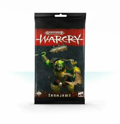 Warcry: Ironjawz (D, E, F, I, S, Ch, J, R)- Warhammer - Games Workshop