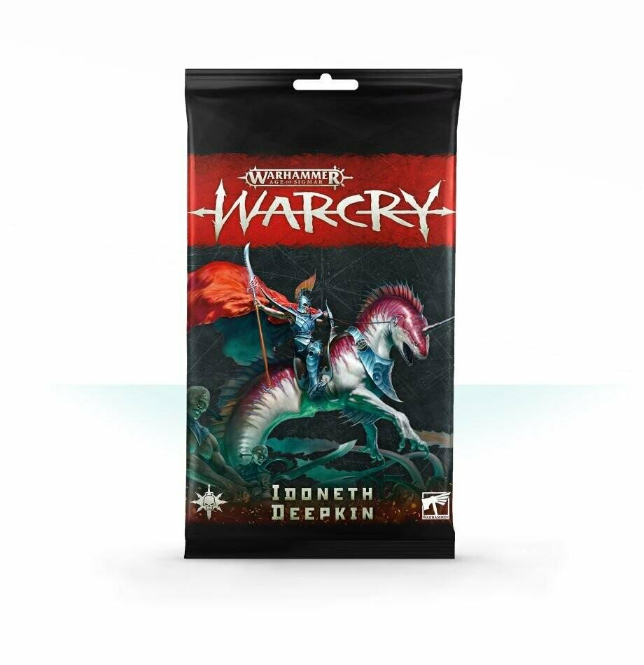 Warcry: Idoneth Deepkin (D, E, F, I, S, Ch, J, R)- Warhammer - Games Workshop
