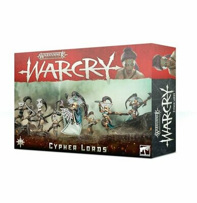 Warcry Cypher Lords - Warhammer - Games Workshop