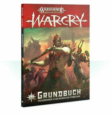 Warcry Grundbuch Regelbuch Deutsch - Warhammer - Games Workshop