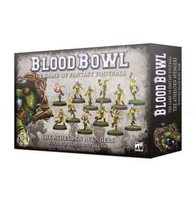 BLOOD BOWL: Athelorn AvengersWood Elves - Blood Bowl - Games Workshop