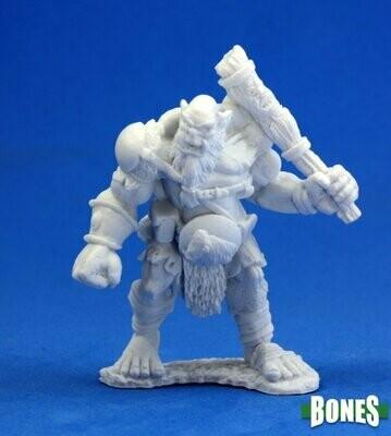 Ogre Chieftain - Bones - Reaper Miniatures