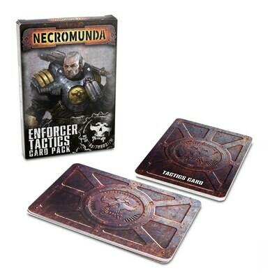 Enforcer Tactics Card Pack (Englisch) Palanite - Games Workshop