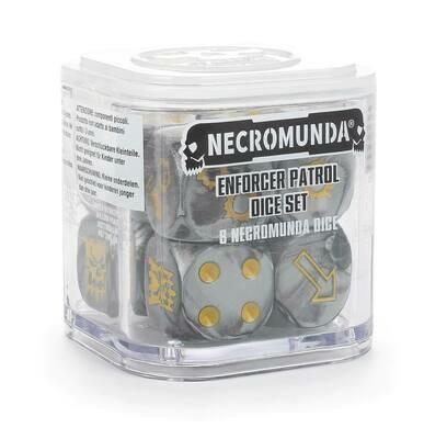 Necromunda: Würfel der Vollstrecker-Patrouille Palanite - Games Workshop