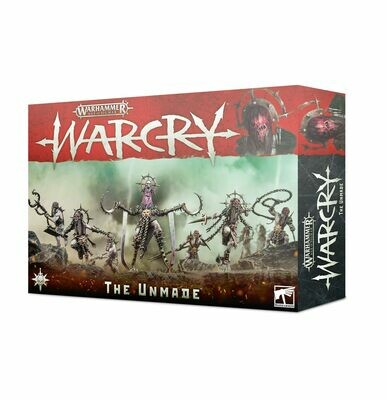 Warcry The Unmade- Warhammer - Games Workshop