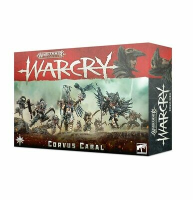 Warcry Corvus Cabal - Warhammer - Games Workshop