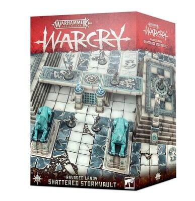 Warcry Ravaged Lands: Shattered Stormvault - Warhammer - Games Workshop