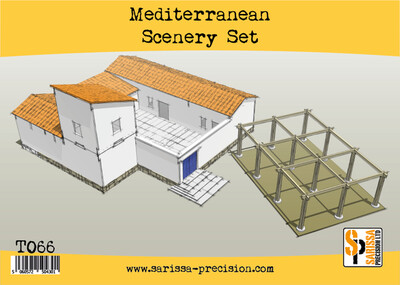 Mediterranean Scenery Set - Sarissa