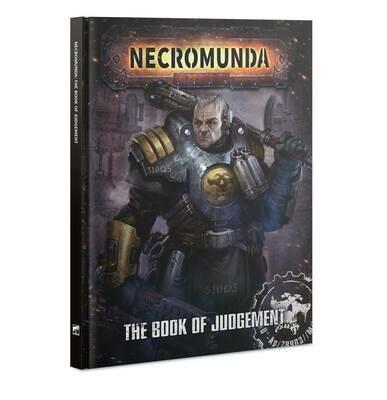 Necromunda: The Book of Judgement (Englisch) - Games Workshop