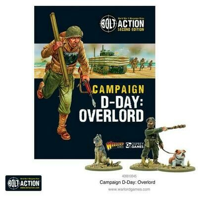 Bolt Action Campaign: D-Day: Overlord - Bolt Action - Warlord Games