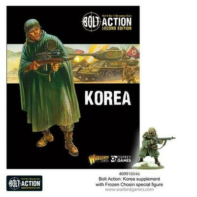 Bolt Action: Korea supplement - Bolt Action - Warlord Games