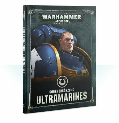 Codex Supplement: Ultramarines (Englisch) - Warhammer 40.000 - Games Workshop