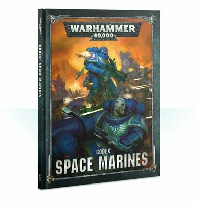 Codex: Space Marines Deutsch - Warhammer 40.000 - Games Workshop