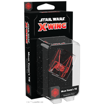 FFG - Star Wars X-Wing 2nd Edition Major Vonreg's TIE Expansion Pack - DE