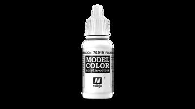 Cold White Model Color - Vallejo - Farben