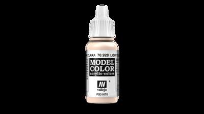 Light Flesh Model Color - Vallejo - Farben
