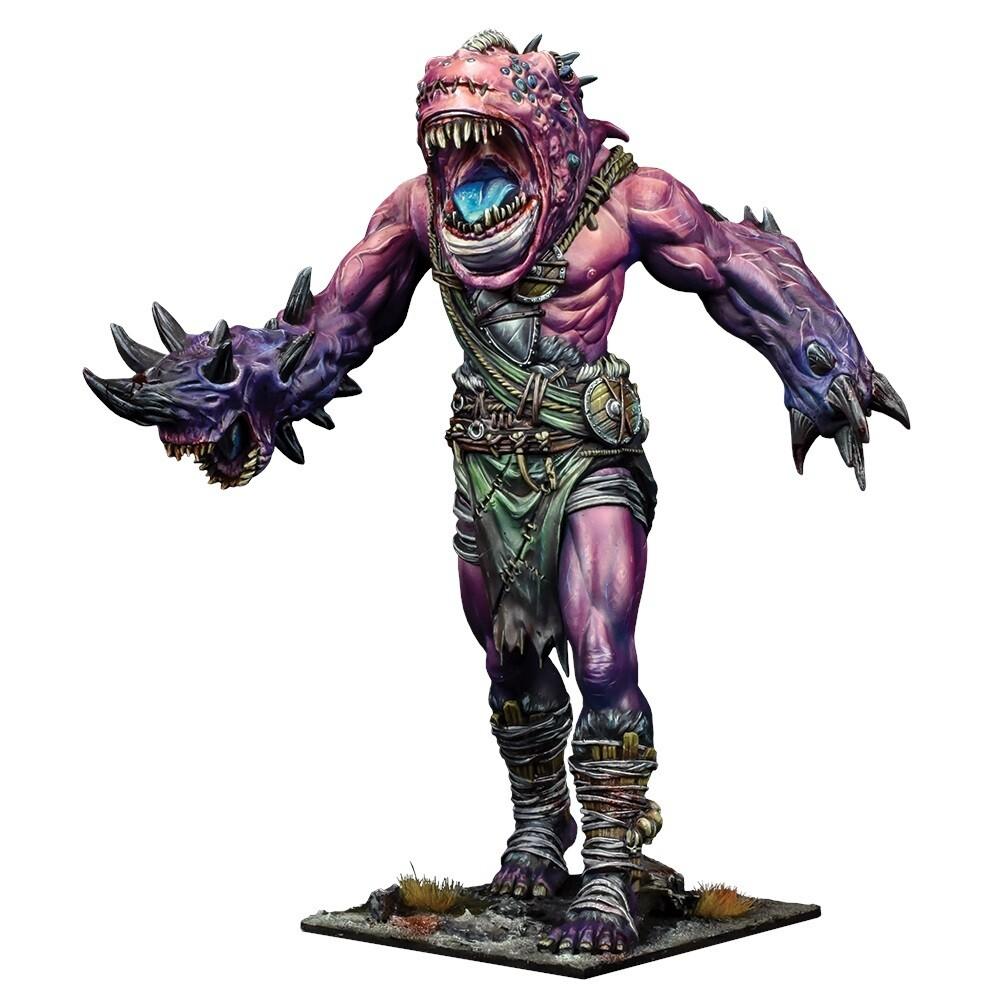 Nightstalker Shadowhulk - Kings of War - Mantic Games