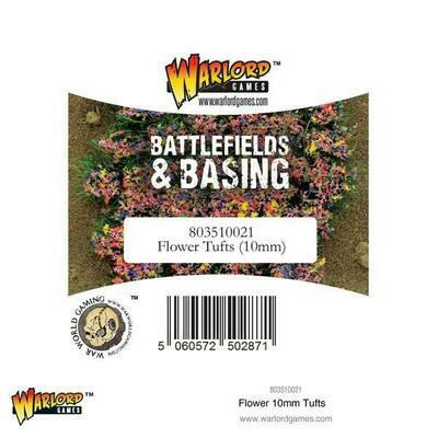 Flower Tufts (10mm) - Warlord Games