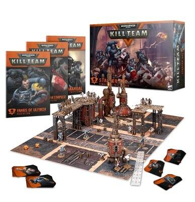 Warhammer 40,000: Kill Team Starter Set (Englisch) - Games Workshop