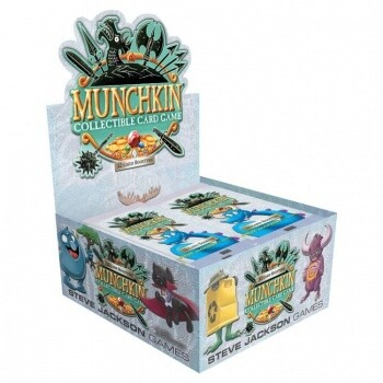 Munchkin - Booster-Pack - (12 Karten)