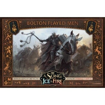 A Song Of Ice And Fire - Bolton Flayed Men - EN