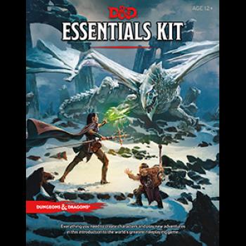 Dungeons & Dragons Essentials Kit D&D - EN
