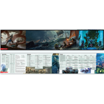 Dungeons & Dragons Of Ships & The Sea - EN