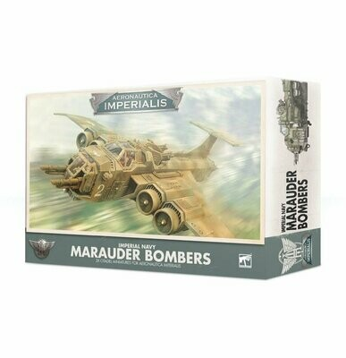 Imperial Navy Marauder Bombers - Aeronautica Imperialis - Games Workshop