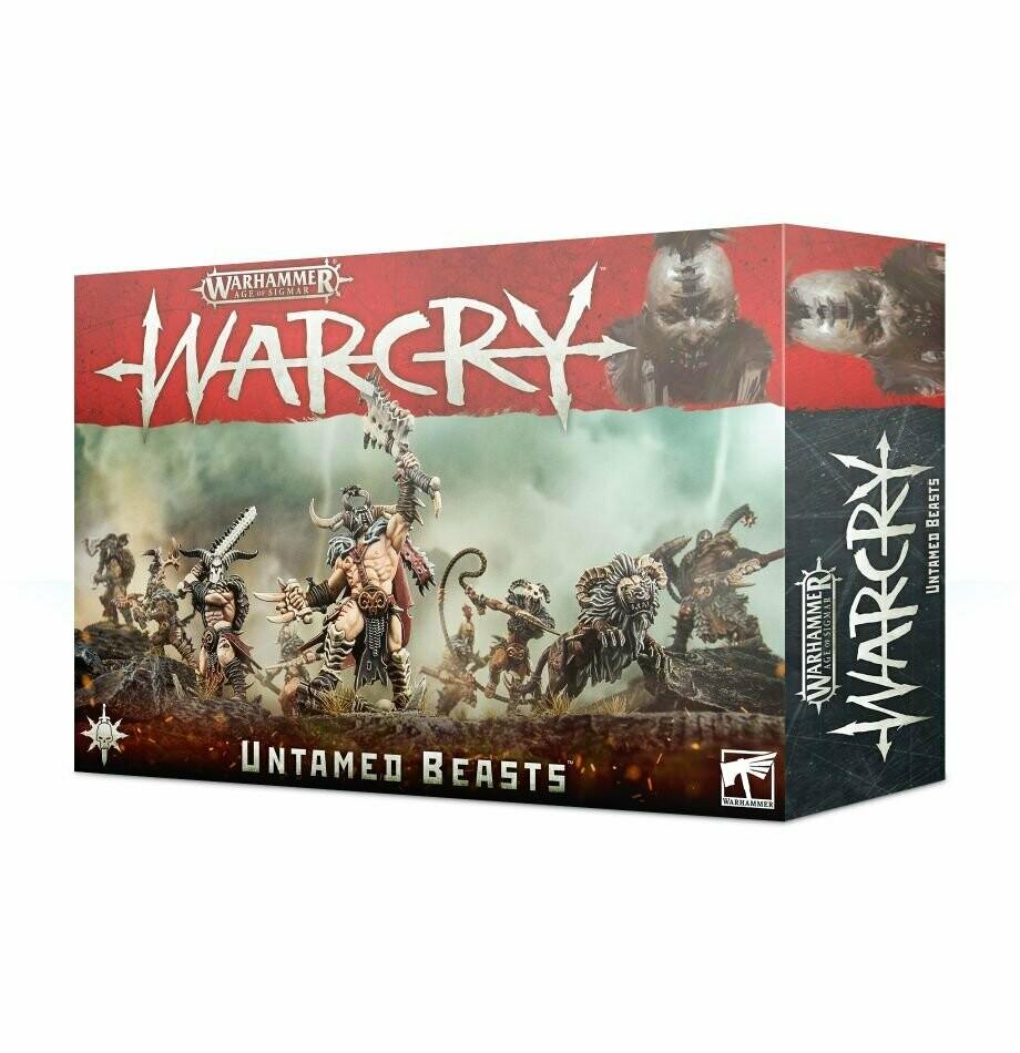 Warcry Untamed Beasts - Warhammer - Games Workshop