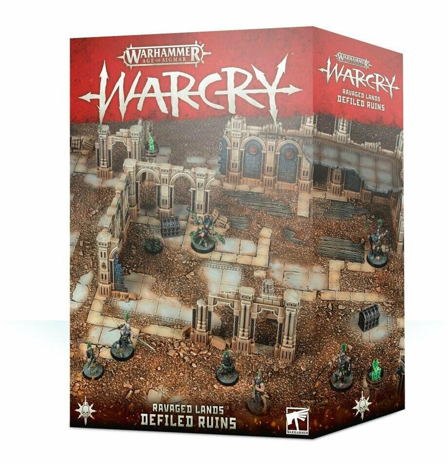 Ravaged Lands: Defiled Ruins - Warhammer - Games Workshop