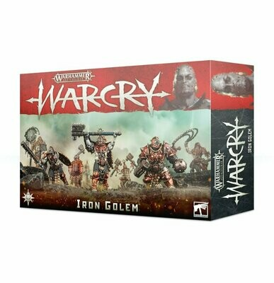 Warcry Iron Golem - Warhammer - Games Workshop