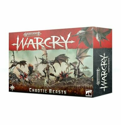Warcry Chaotic Beasts - Warhammer - Games Workshop