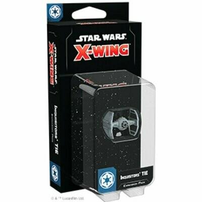 Star Wars X-Wing 2nd Edition TIE des Inquisitors - Expansion Pack - DE