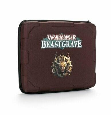 Beastgrave Carry Case Tragekoffer - Warhammer Underworld - Games Workshop