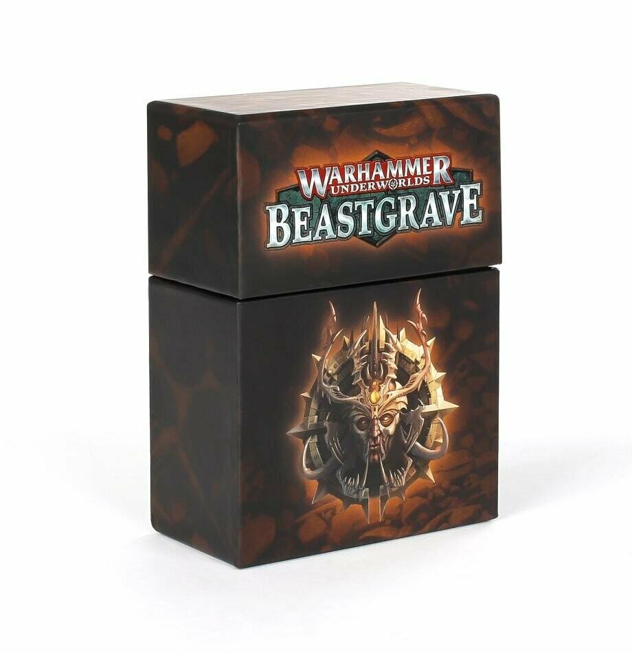 Beastgrave Deckbox Kartenbox - Warhammer Underworld - Games Workshop